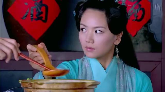 美人如画:嘉沅晚上闹肚子,徐恨劝她饮食节制,谁知她却不识好歹