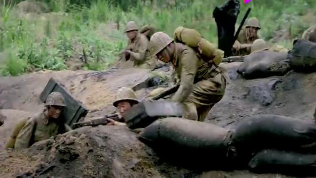 紫金山争夺战,国军日军相互进入工事,日军率先重炮轰炸!