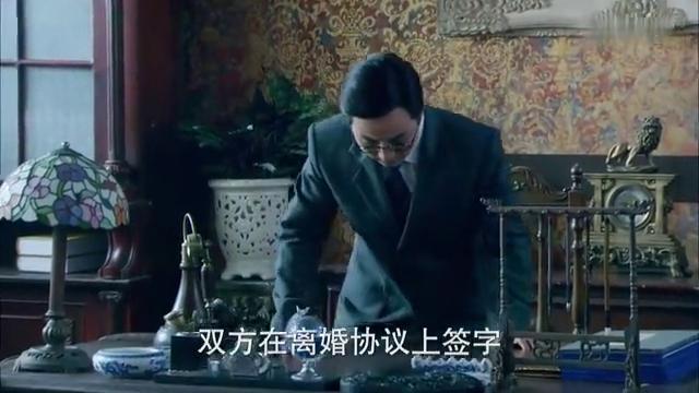 淑妃与溥仪终于离婚,川岛芳子趁机作祟