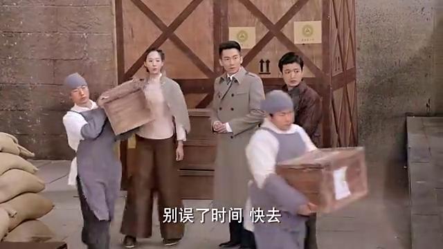 女管家:东方靖琪安排好一切送阿祥回东白山