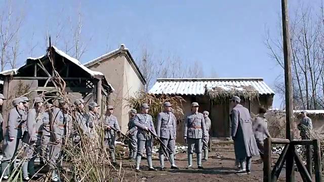 女管家:日本鬼子杀上东白山,杜明江马致远等人一同作战