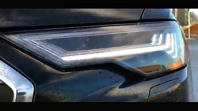 视频:试驾奥迪A6,在不限速高速上,开到时速260时才知道有多稳