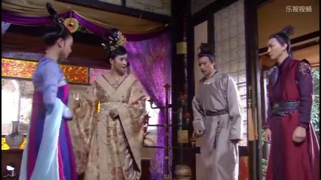 太平和李隆基 太子联手对付武三思,原来太平公主知道谁是凶手
