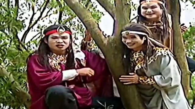 新白娘子传奇:五鬼暗中保护许仕林!