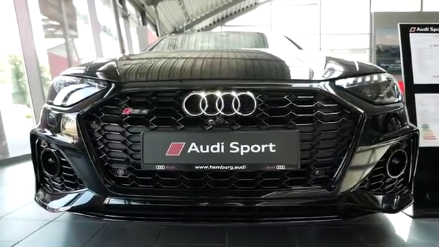 视频:2020款奥迪RS4Avant外观展示视频!