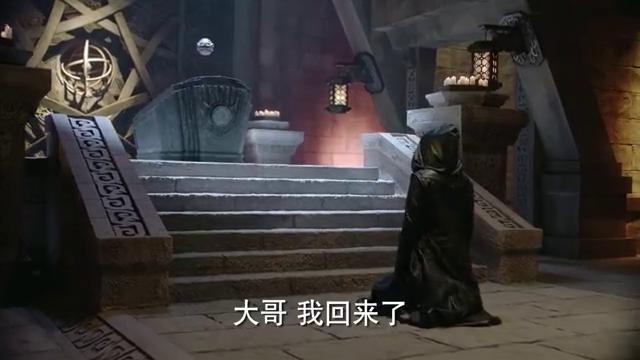 择天记:黑袍进入周陵,黑袍神秘身份公开,竟和周独夫有血缘关系