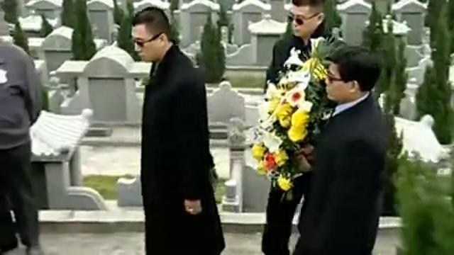 黑老大为和关长攀上关系,连葬礼都去凑热闹,混个脸熟