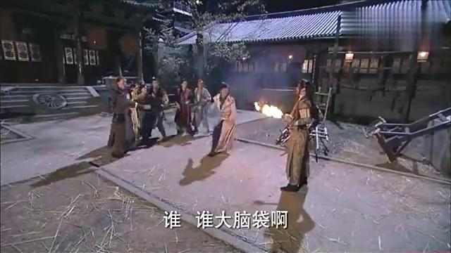 龙门镖局:雷佳音嫌弃郭京飞长得丑,不想跟其说话,要被笑死了!