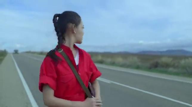 武丹丹和林飒吵架独自下车,遇到危险多亏黄成栋父子相救