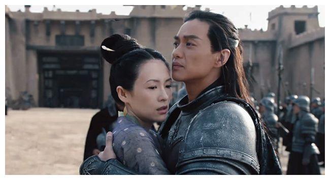 《上阳赋》还在热播,又一古装剧将袭,陈家霖执导,古力娜扎领衔