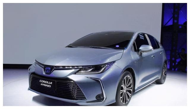 双擎混动+L2自动驾驶+TNGA体系结构,丰田卡罗拉为您带来一切