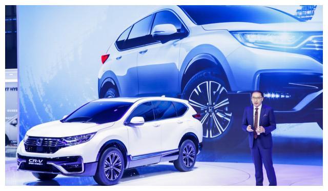 东风Honda近日将于广州车展推出全新纯电动车M-NV