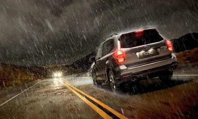 「雨天用车指南」雨季用车要当心