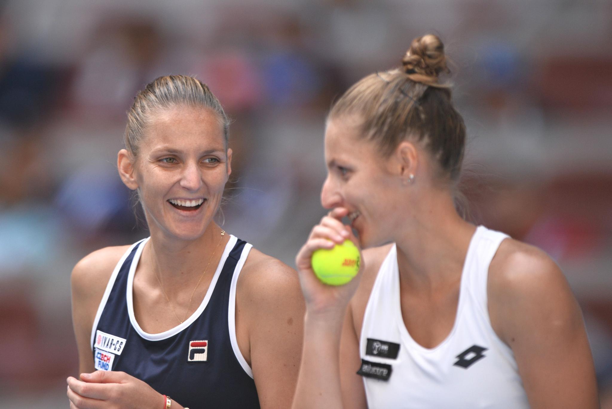 中网——女双半决赛:奥斯塔彭科/亚斯特雷姆斯卡晋级决赛