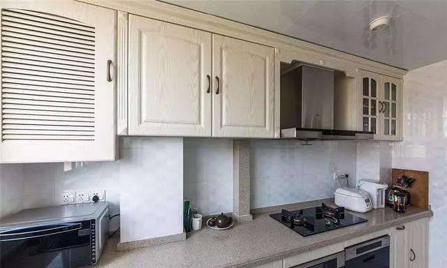 以后厨房装修,统统让师傅在吊柜下再挂个隔板,谁用谁知太好用了