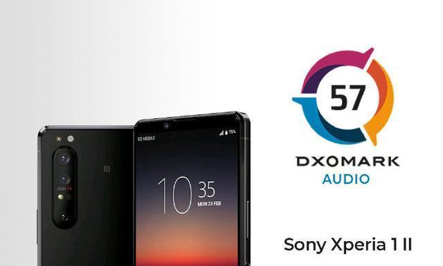 索尼Xperia1II音频成绩揭晓,仅57分