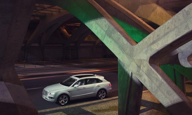 宾利开始研发纯电动汽车 预计2026年推出首款纯电动宾利车型