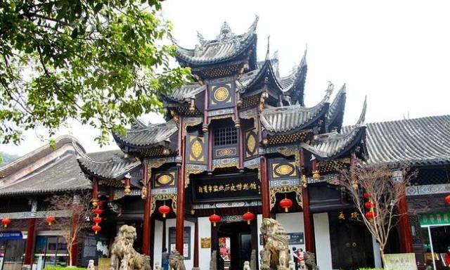 四川省曾可媲美成都的城市,如今却默默无闻,经济差距悬殊!