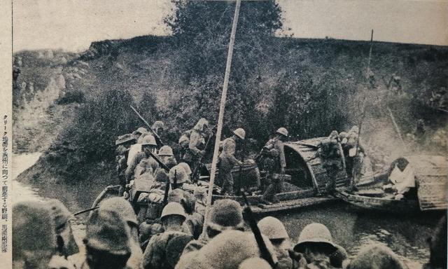抗日(227):日军占领惠州,国军表现让人无语