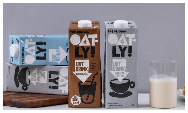 乳糖不耐星人福音,纯植物燕麦奶超好喝