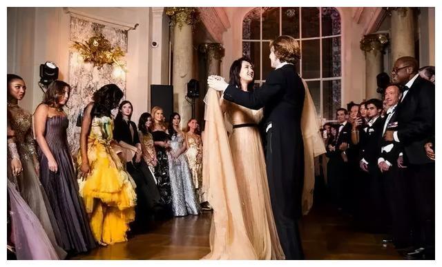 拒绝赌王儿子,得比利时王子青睐,姚安娜:不仅仅是华为小公主