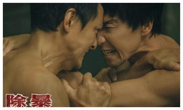 《除暴》票房成绩好,王千源想跟刘德华吴彦祖演爱情戏