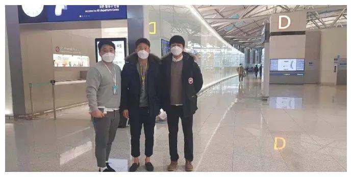 孙准浩今日抵达济南,有望参与泰山队第二阶段冬训