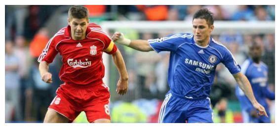 英格兰队的顶级中场球员,兰帕德和杰拉德,谁的实力更厉害