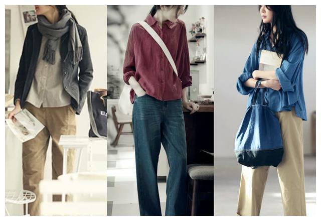 秋季时髦的慵懒风穿搭,舒适又耐看,是你喜欢的样子
