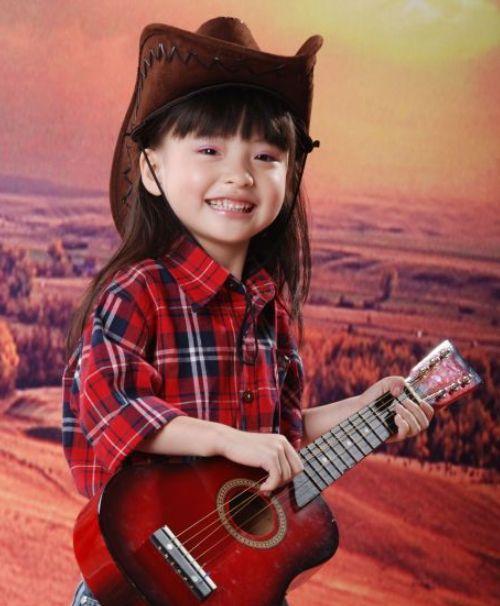 中国最有名的的五大童模,张悦轩、徐梦雅和绣球,你知道几个?