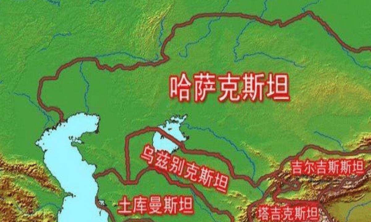 """中亚国家为何都有""""斯坦"""",有啥含义?为啥中国也被称作""""斯坦"""""""