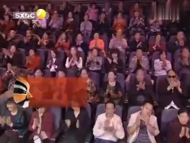 欣赏米脂县盐都文化公司张标表演秦腔《伍员逃国》片段