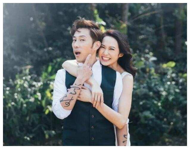 33岁女星汤怡宣布结婚!曾与洪卓立相恋11年,嫁编舞师很幸福