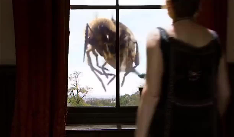 影视:这么大的蜜蜂蜇一下估计得断子绝孙了