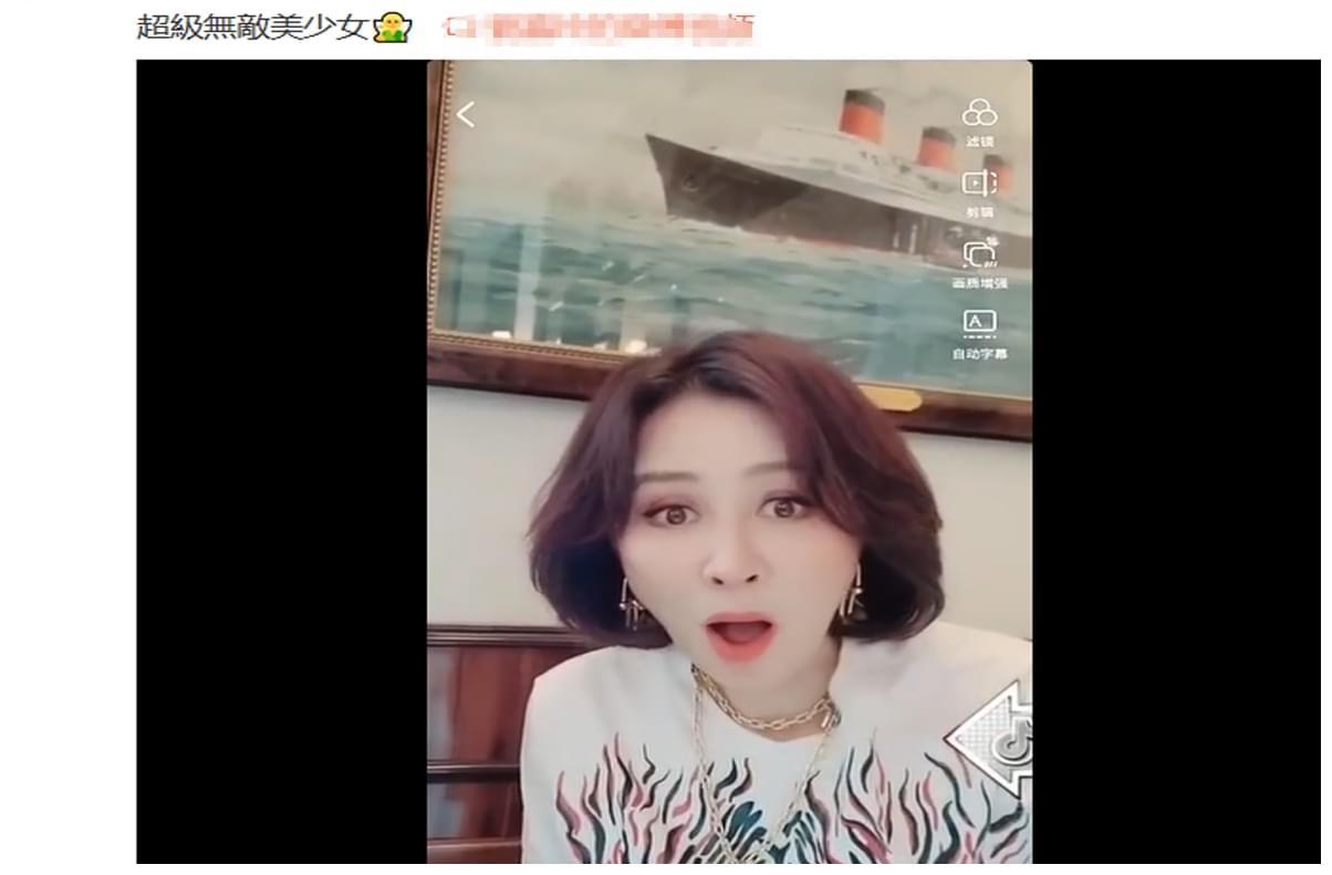 刘嘉玲55岁拍视频显年轻,风韵不输港姐李嘉欣,气质随年龄增加