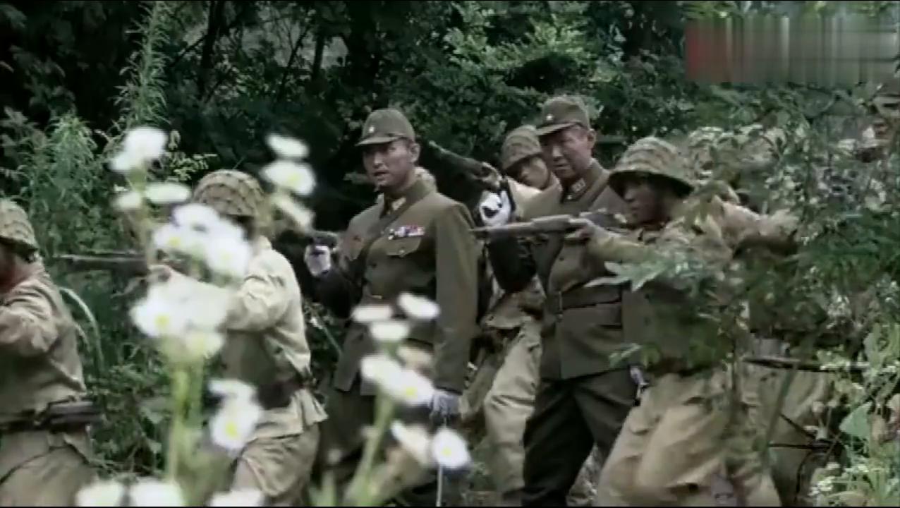 日军攻打新四军要地,国军高手引开日军,壮烈牺牲