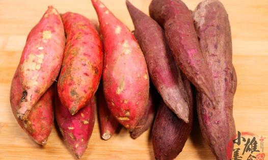 才发现,红薯和紫薯营养价值区别这么大?很多人不懂,别再买错了