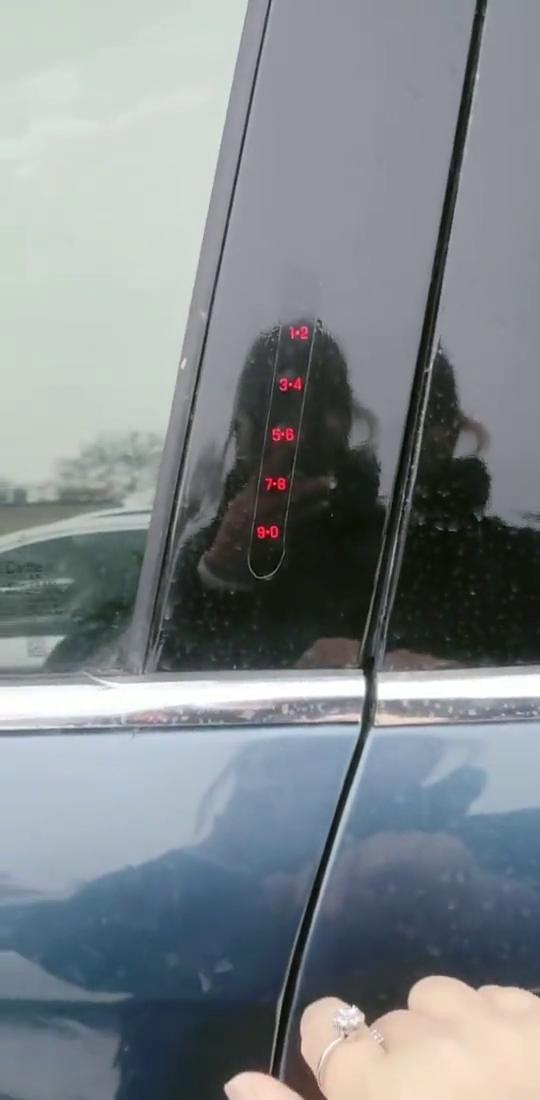 老婆背着我换的汽车密码锁,看见解锁这一幕,突然想暴打一顿