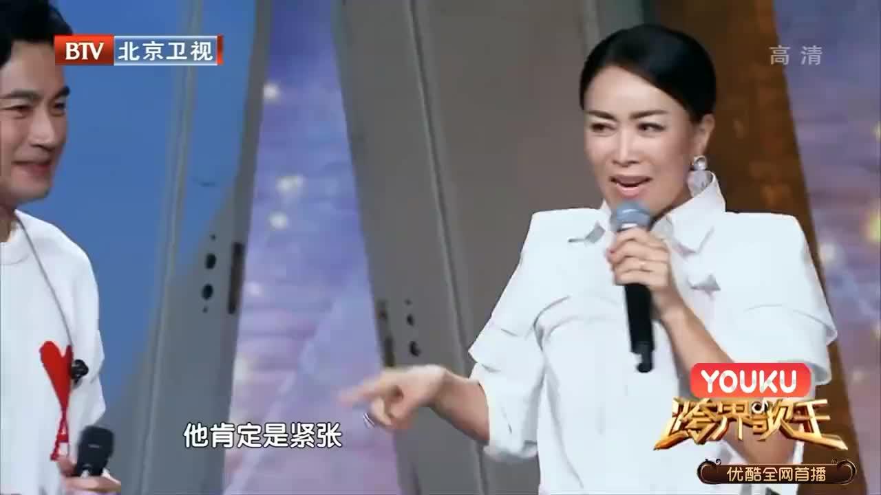 薛之谦刘恺威粤语版《方圆几里》笑哭全场黄子佼这是泰语吧