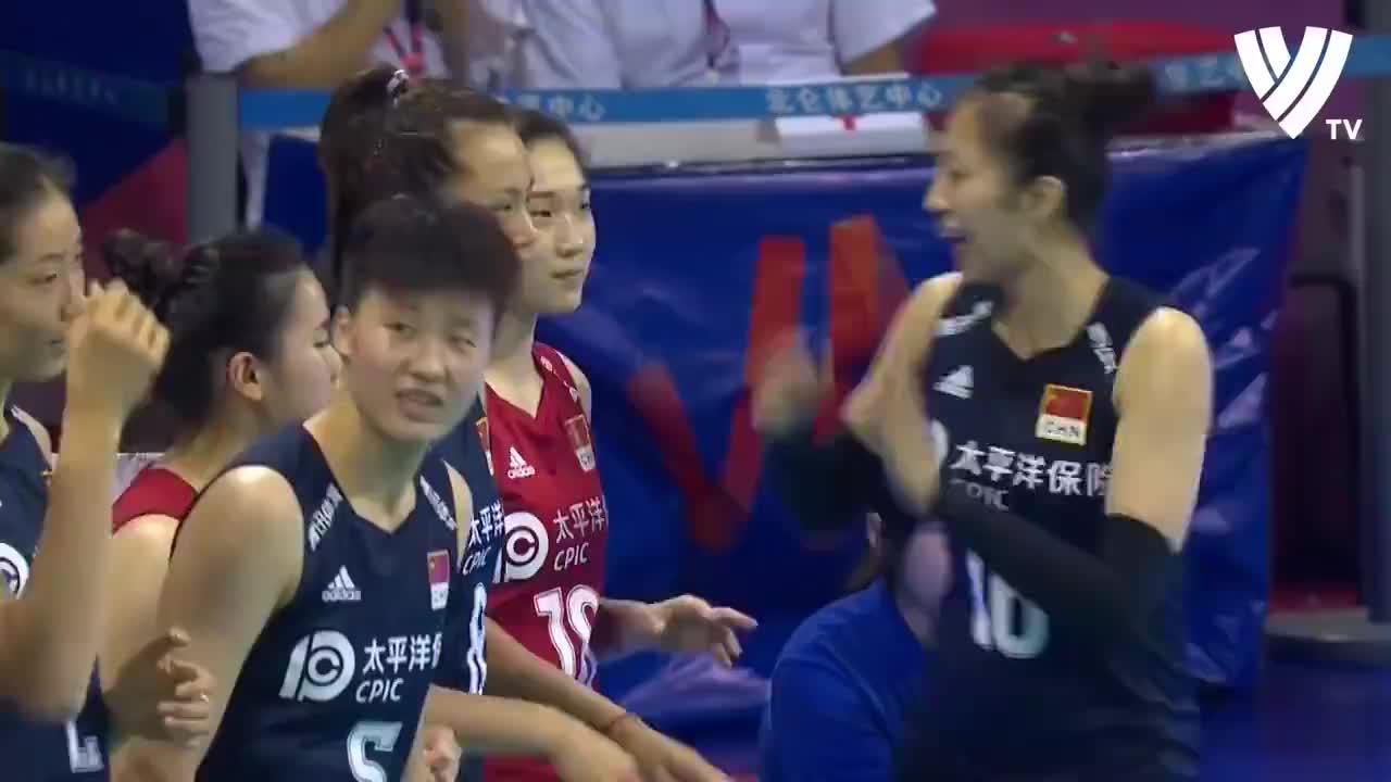 中国女排分站赛第一!2019世界女排联赛总决赛六强巡礼!