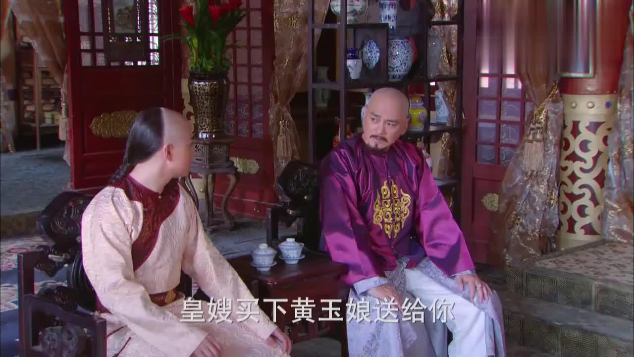 钱塘传奇:弘历找十四叔相商,他一下就猜出玉娘心怀不轨,厉害
