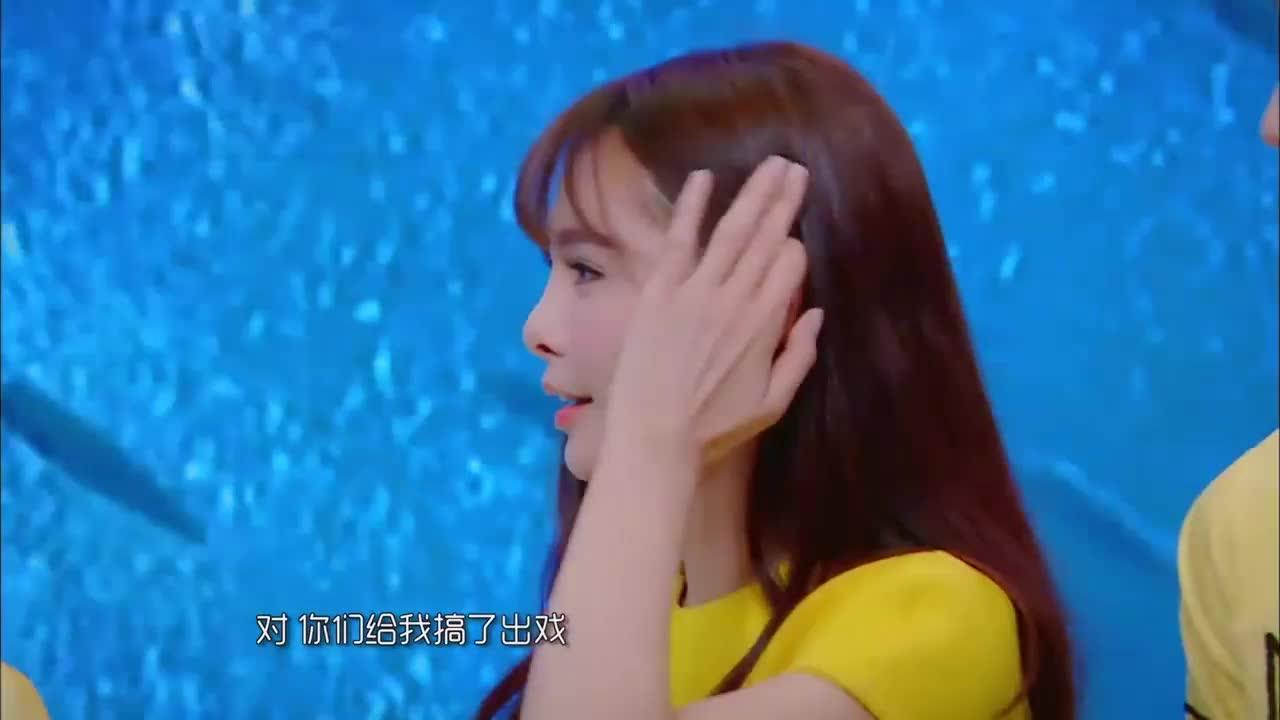 王嘉尔质问沈梦辰:海涛和宋仲基你选谁,瞬间把沈梦辰吓跑!