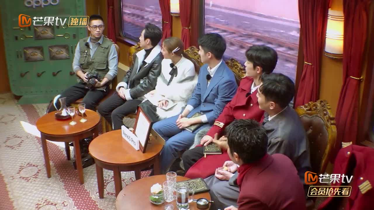 侦探:魏晨张若昀兄弟上线,不料一句话出口,撒贝宁:你闭麦吧!