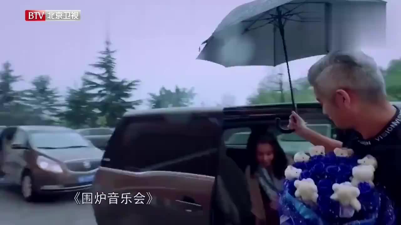 """""""风华绝代""""张国荣,辛晓琪看到照片秒哭,感情太深"""