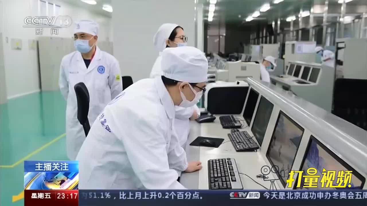 北斗三号全球卫星导航系统正式开通央视网
