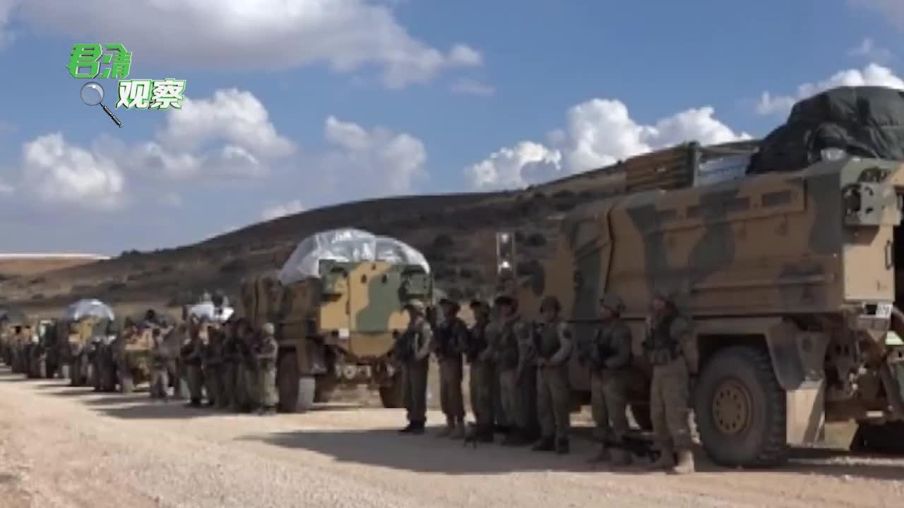 埃及或将对土耳其宣战?1.6万大军进入利比亚,埃尔多安下血本了