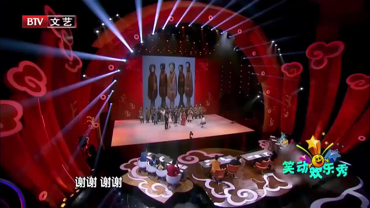 舞剧《篝火》,中国歌剧院舞者们倾情演绎,现场气势太恢弘!