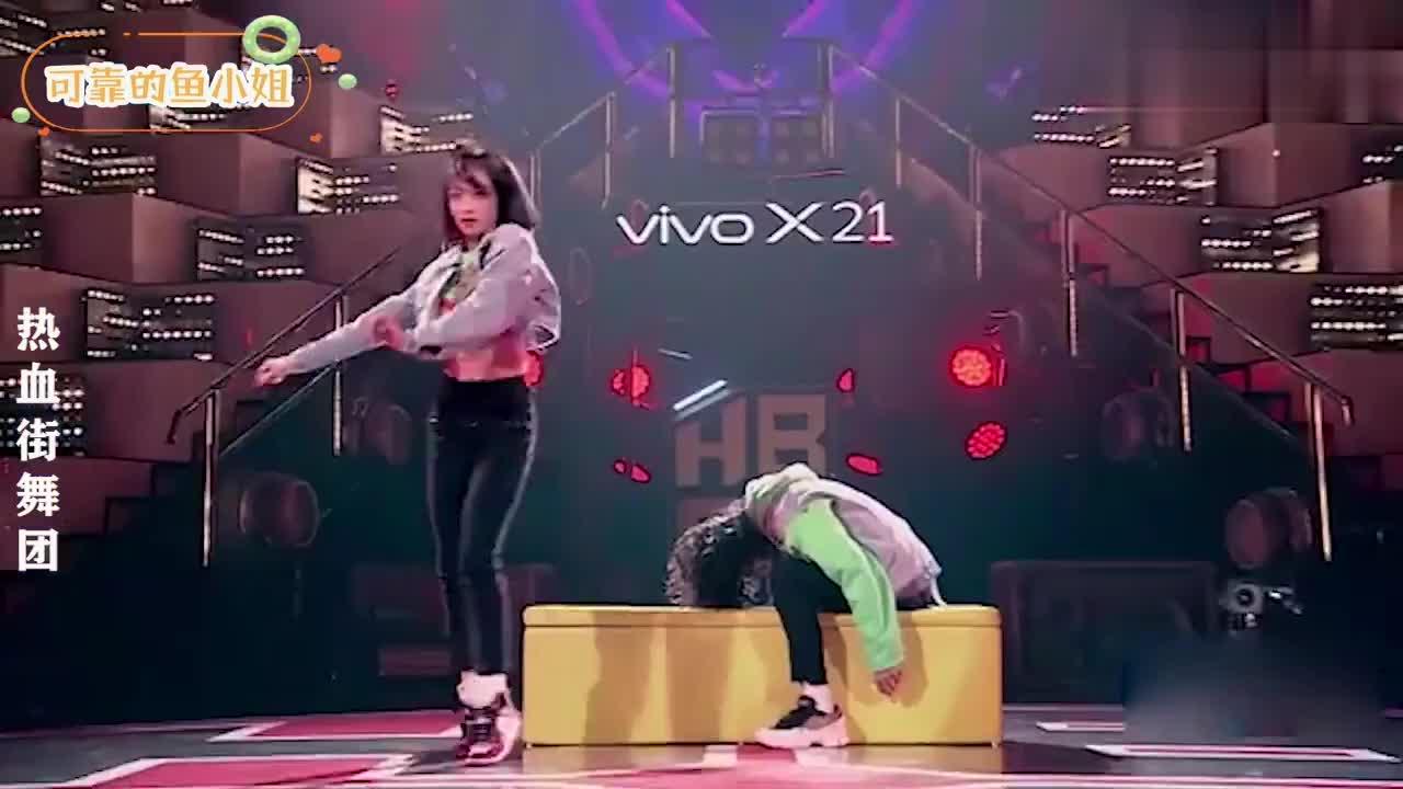真的是没有对比就没有伤害!宋茜和宋妍霏舞技大PK,差距一目了然