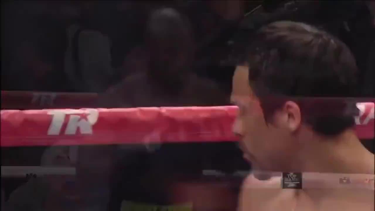 沙漠风暴这个绰号不是浪得虚名,布拉德利击败马奎兹强势卫冕