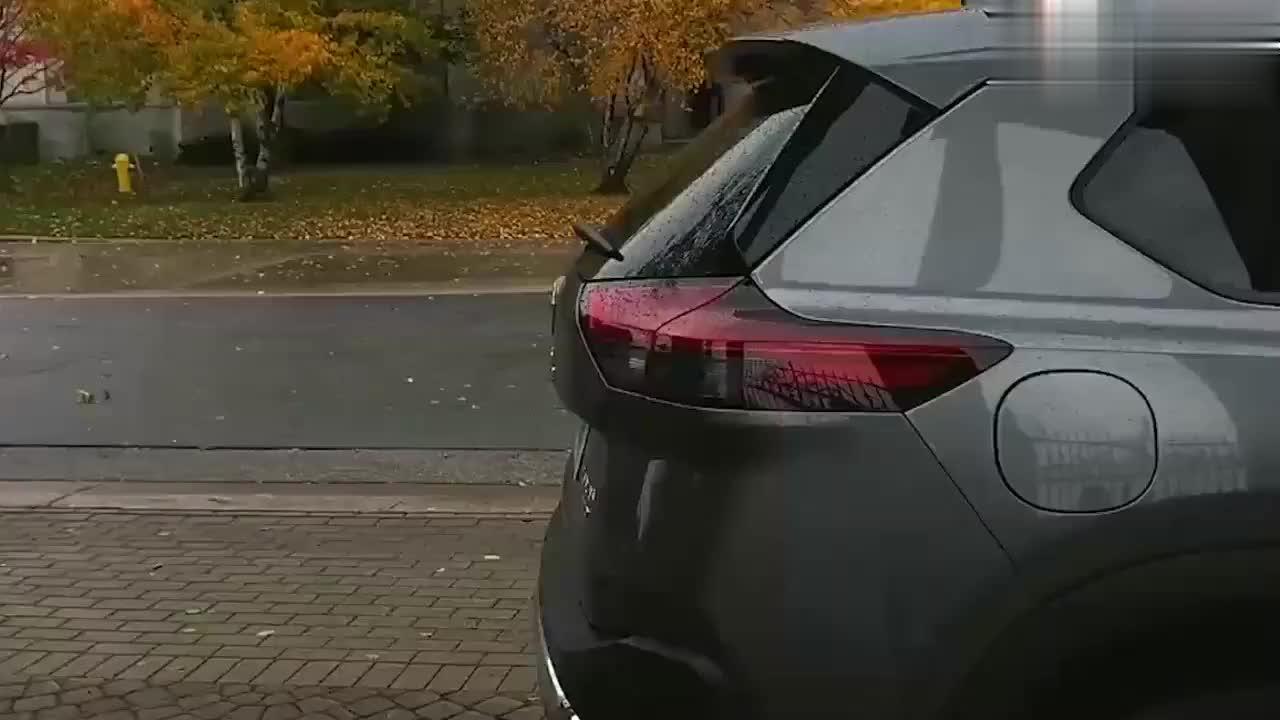 视频:2021款日产奇骏实车展示,和老款的停一块比一下,才明白啥叫改变